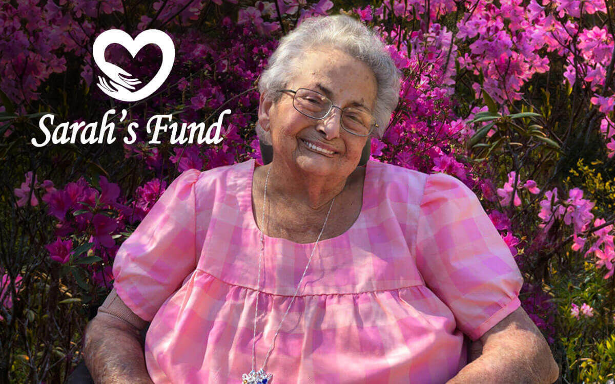 Sarah's Fund donates $5,000 to Homebound Senior Meal Program