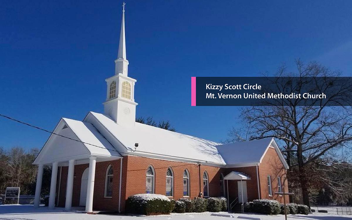 Kizzy Scott Circle Donate To Sarah's Fund